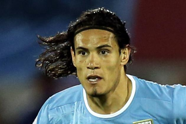 Cavani out vs. Lille Due to Personal Reasons