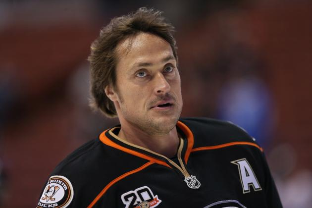 Teemu Selanne at Peace with Grand Finale, Eyes Stanley Cup Exit