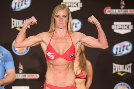 Holly Holm Looks to Bolster Resume with Legacy FC Women's Bantamweight Belt