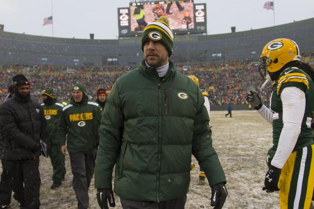 A Scout's Take on the Decision to Keep Aaron Rodgers Inactive vs. the Steelers