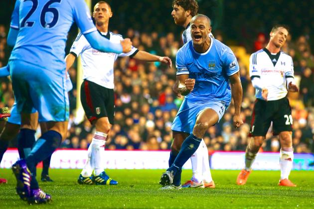 Fulham vs. Manchester City: Score, Grades, Post-Match Reaction