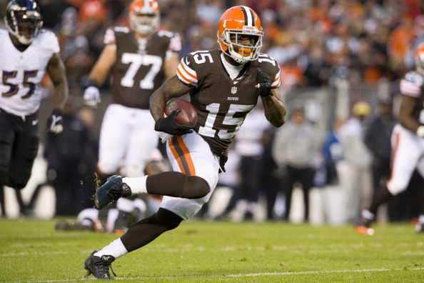 Browns WR Davone Bess Out for Season After Being Placed on Non-Football List