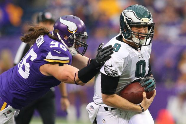 Final Two Weeks Could Make or Break Nick Foles