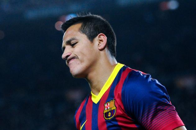 Getafe vs. Barcelona: Live Ratings for Barca