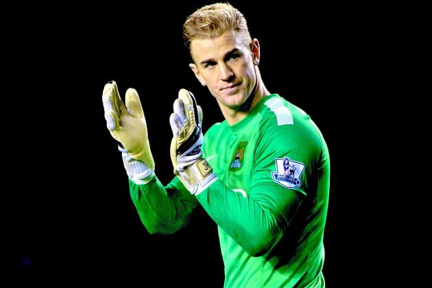 Joe Hart Will Remain Manchester City's Starting Goalkeeper