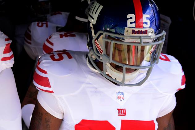 Report: Giants' Will Hill Arrested