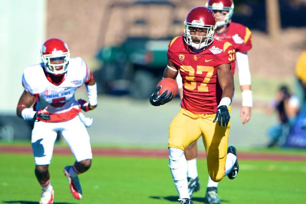 Las Vegas Bowl 2013 Fresno State vs. USC: Live Score and Highlights