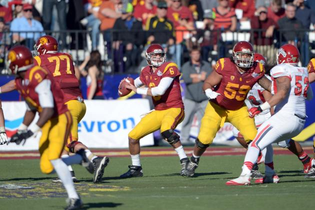 Cody Kessler Has Las Vegas Bowl Coming-out Party, Steve Sarkisian Has His QB