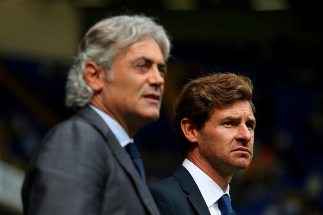 Franco Baldini Reportedly Offered to Resign from Spurs Following AVB Sacking