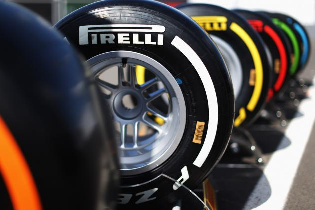 What Was the Point of the Formula 1 Pre-Season Pirelli Tyre Test in Bahrain?