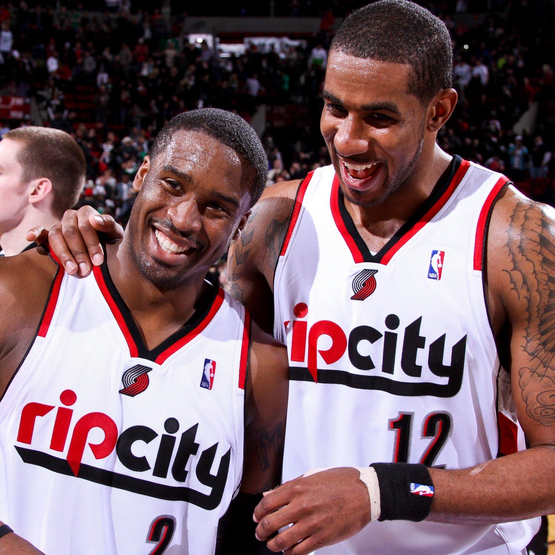 Portland Blazers Ranking: Wes Matthews: 'Unselfish' LaMarcus Aldridge Is 'Best Power