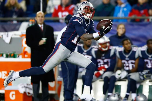 Source: Aaron Dobson Traveled with Patriots to Baltimore