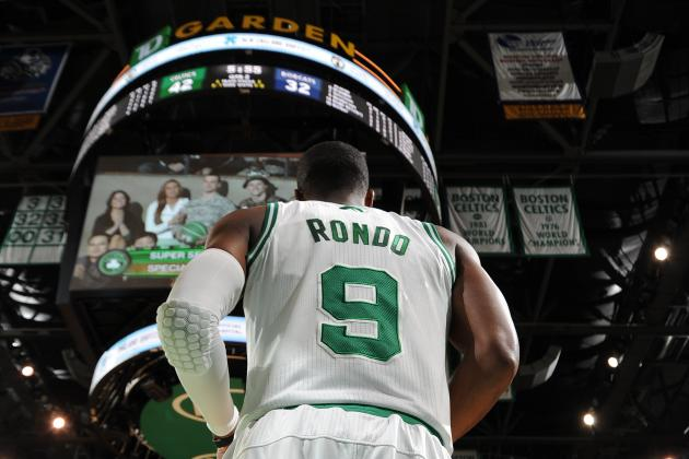Boston Celtics Will Not and Should Not Trade Rajon Rondo