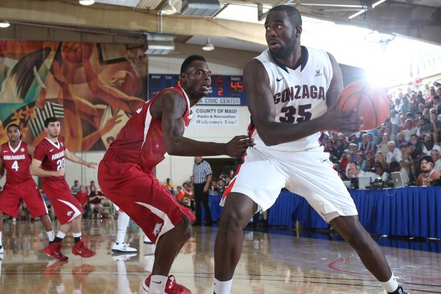 Gonzaga Basketball: What Sam Dower's Injury May Mean for the Zags