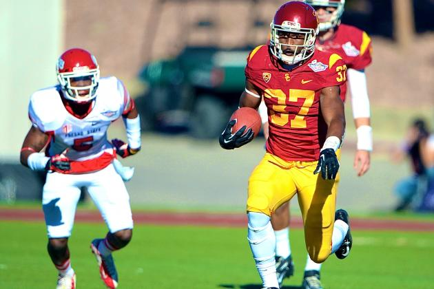 Fresno State vs. USC: Score, Grades and Analysis from 2013 Las Vegas Bowl