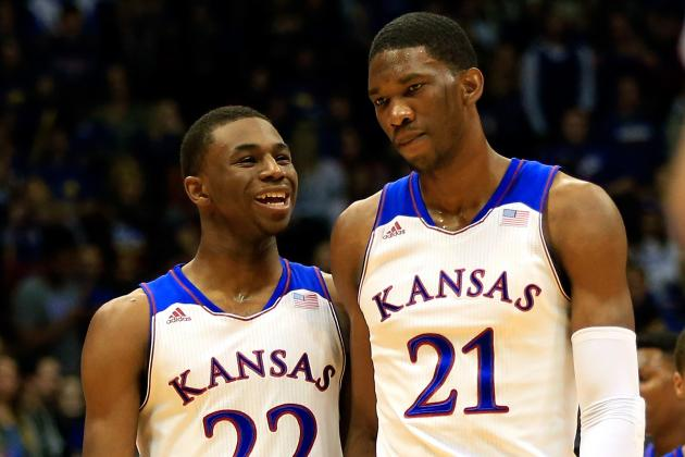 Joel Embiid Is Andrew Wiggins' Biggest Challenger for No. 1 Pick in 2014 Draft