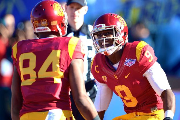 Las Vegas Bowl Win Shows USC Will Be Back in 2014, for Real This Time