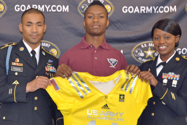 5-Star RB Joe Mixon Announces Final 3 on Twitter