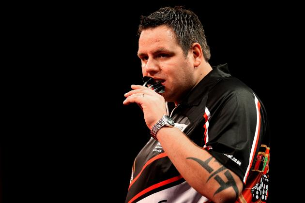 PDC World Darts Championship 2013: Highlighting the Top Stars Remaining