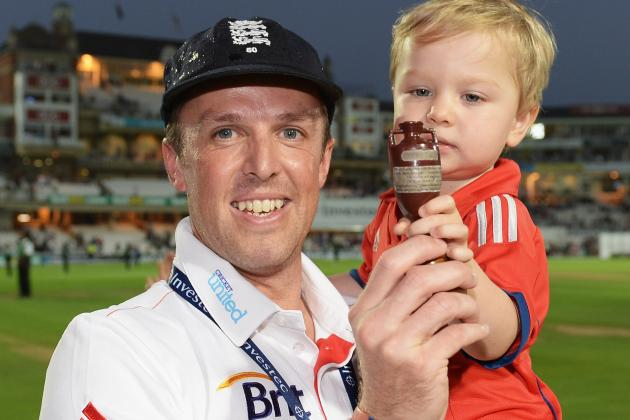 Graeme Swann Retirement Marks Beginning of End for England's Golden Generation