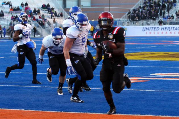 San Diego State's Adam Muema Outshines Khalil Mack in Idaho Potato Bowl