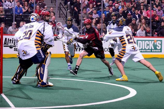 Minnesota Swarm 2014 NLL Preview: New Division, New Look