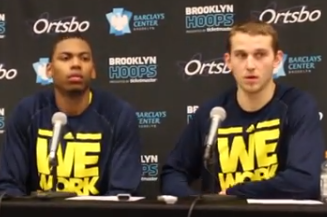 Video: Glenn Robinson III, Nik Stauskas and Jordan Morgan Talk Stanford Win