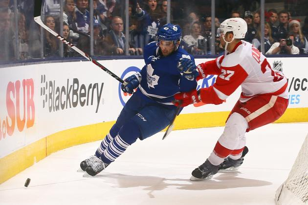 HBO 24/7 Red Wings/Maple Leafs: Biggest Takeaways from Episode 2