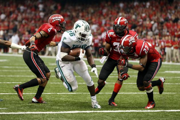 Tulane vs. UL-Lafayette: Score, Grades and Analysis for 2013 New Orleans Bowl