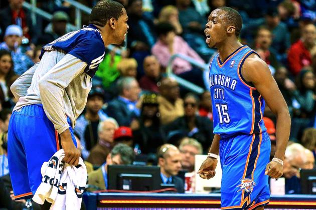 Reggie Jackson Gives O.K.C. Thunder Edge in Stacked Western Conference