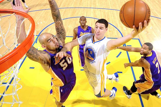 Los Angeles Lakers vs. Golden State Warriors: Live Score and Analysis
