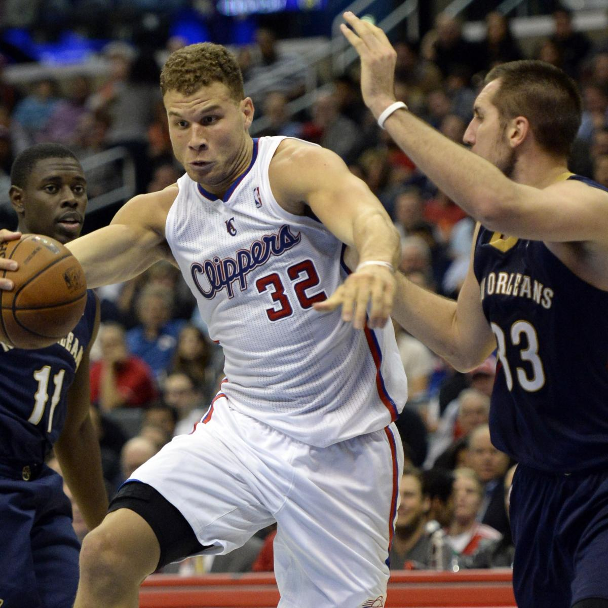 LA Clippers' Blake Griffin Is So Overrated That He's Now