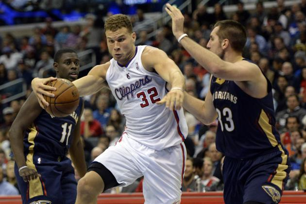LA Clippers' Blake Griffin Is so Overrated That He's Now Underrated