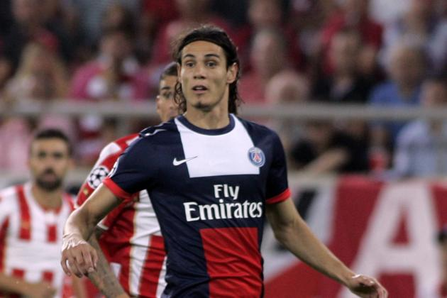 Ligue 1 - PSG's Cavani out of Lille game for personal reasons