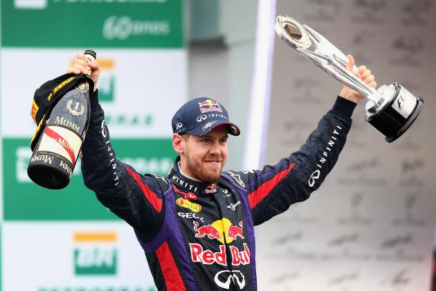 Vettel Doesn't Expect Major Changes