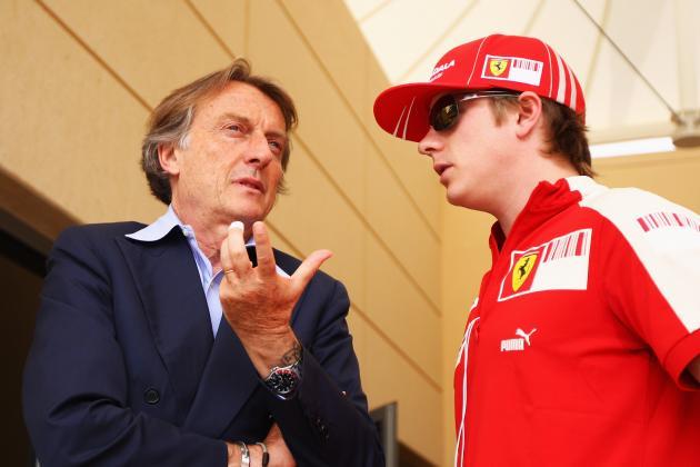 Kimi's Attitude Impresses Ferrari