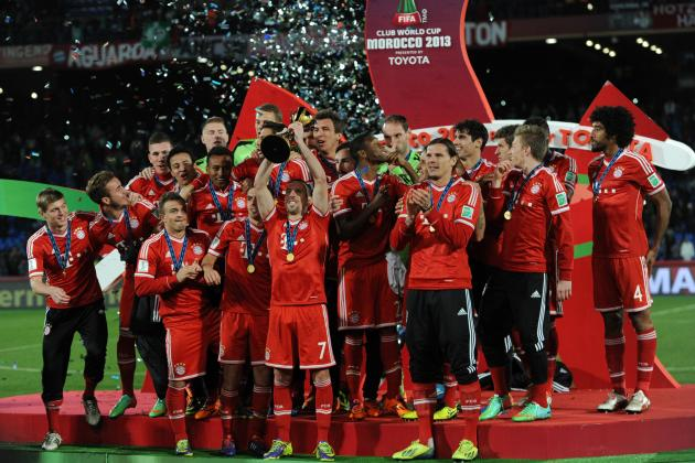 FIFA Club World Cup 2013: Bayern Munich vs. Raja Casablanca Result and Key Men