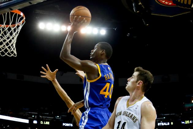 Is Harrison Barnes Still on Star Track with Golden State Warriors?