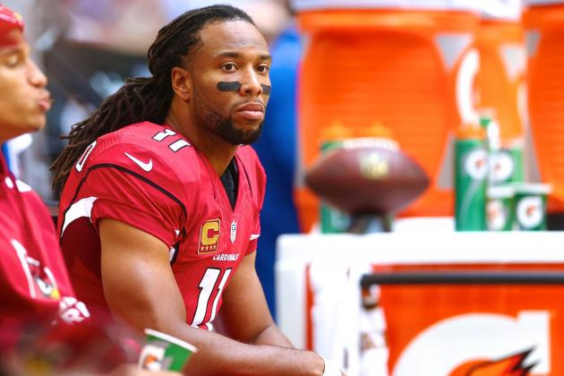 Larry Fitzgerald Injury: Updates on Cardinals WR's Concussion and Return