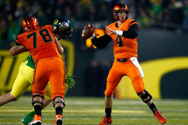 Hawaii Bowl 2013: Highlighting Top Players in Boise State vs. Oregon State Clash