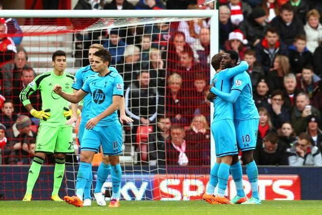 Southampton vs. Tottenham Hotspur Score, Grades and Post-Match Reaction