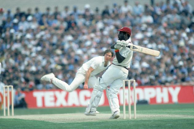 Great Innings in Cricket History: Viv Richards' 189* vs. England, 1984