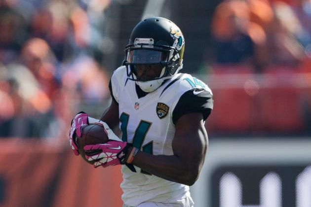 Looking at Ramifications of Jaguars WR Justin Blackmon's Suspension