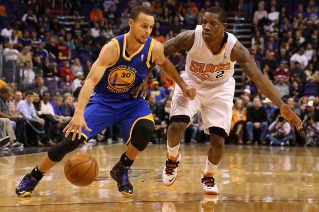 Golden State Warriors: Why Stephen Curry Is the NBA's Most Exciting Player