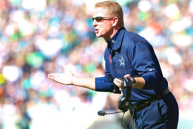 Updates on Jason Garrett's Status as Dallas Cowboys Head Coach