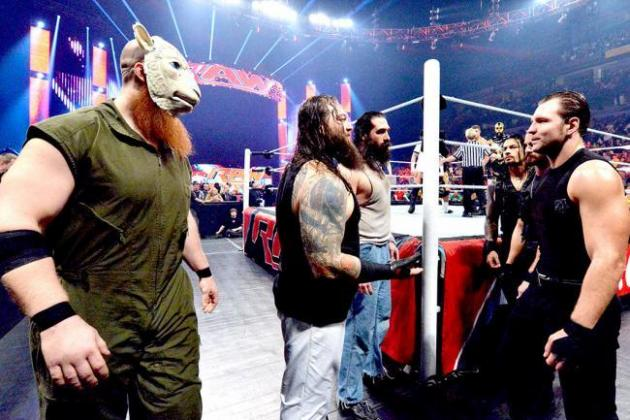 The Shield Must Feud with the Wyatt Family Before Inevitable Split