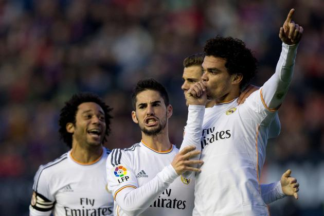Valencia vs. Real Madrid: Live Ratings for Los Blancos