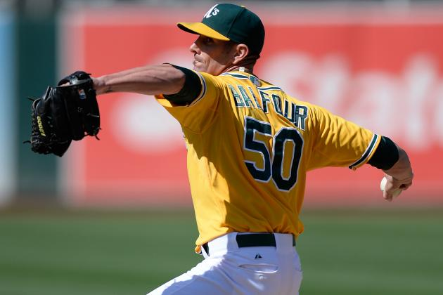 MLB Rumors: Grant Balfour, Jonathan Papelbon and Latest Buzz Around Baseball
