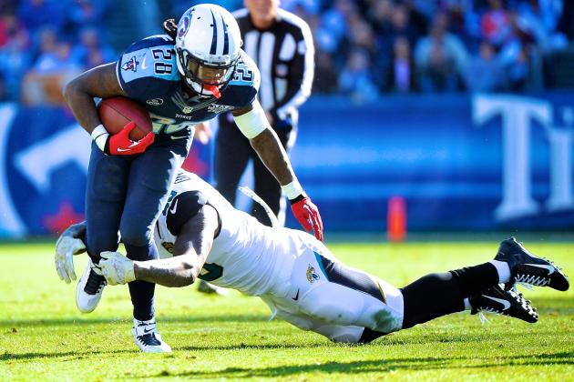 Titans vs. Jaguars: Live Score, Highlights and Analysis