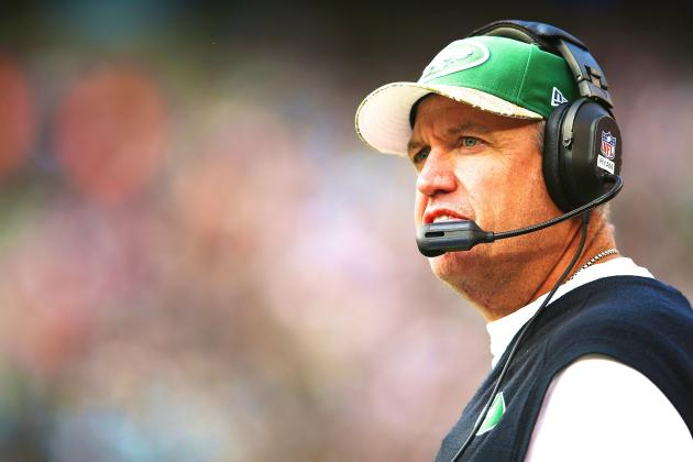 Rex Ryan Reportedly Told Jets Players He Believes He Will Be Fired